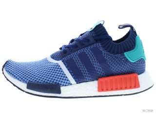 adidas NMD_R1 PK PACKERS bb5051 blue