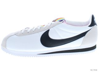 【US10.5】NIKE CLASSIC CORTEZ BT QS 902806-100 white/black-summit white