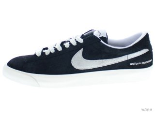 【US9.5】NIKE TENNIS CLASSIC AC ND 377812-015 black/white-sail