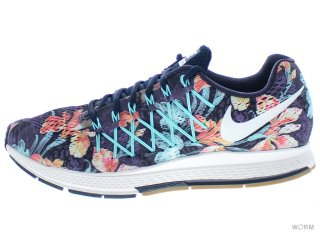 NIKE AIR ZOOM PEGASUS 32 PHOTOSYNTH 724380-401 drk obsdn/smmt wht-gm lght brw