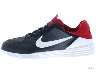 【US11】NIKE SB PAUL RODRIGUEZ 8 654158-016 black/white-dark grey-gym red