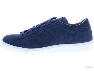 【US10】NIKE AIR ZOOM TENNIS CLASSIC TZ 372384-441 midnight navy/mdngght navy-wht