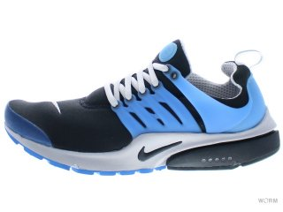 【S(size9-10)】NIKE AIR PRESTO QS 789870-005 black/zen grey-harbor blue