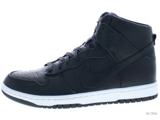 【US9.5】NIKE DUNK LUX SP 718790-001 black/black