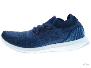 【US11】adidas ULTRABOOST UNCAGED PARLEY by3057 navy