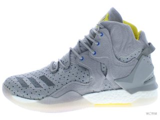 【US10.5】adidas D ROSE 7 PRIMEKNIT SNS bb1946 onix,yellow/white