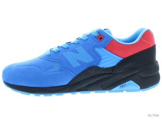 【US13】NEW BALANCE MRT580 SG blue/red/black