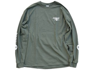 Gorgasali LONG SLEEVE T-SHIRT olive