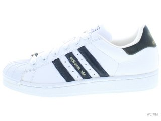 【US9】adidas SUPERSTAR ZM UP 547265 r.white/new navy