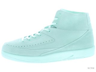 【US10】AIR JORDAN 2 RETRO DECON 897521-303 mint foam/mint foam