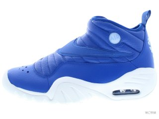 【US10】NIKE AIR SHAKE NDESTRUKT 880869-401 blue jay/blue jay-summit white