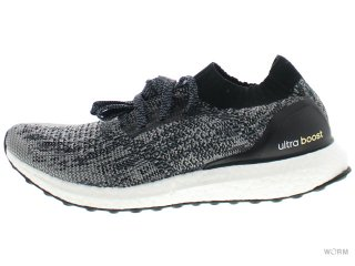 【US12.5】adidas ULTRA BOOST UNCAGED M bb3900 core black/solid grey/gold met