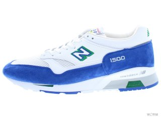 【US11.5】NEW BALANCE M1500 CF white/blue
