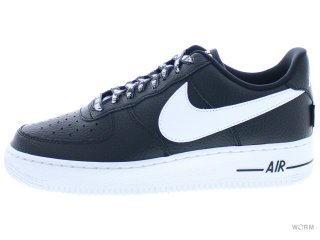【US7.5】NIKE AIR FORCE 1 '07 LV8 823511-007 black/white