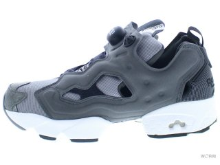 【US7】Reebok INSTAPUMP FURY TECH ar0625 black/dgh sold/foggy grey