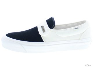 VANS SLIP-ON 47 V DX vn0a3j9fpzr (fear of god)black/white