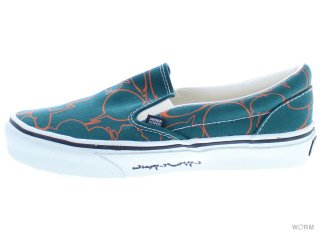 【US8】VANS SLIP ON FUKIDASHI