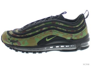 NIKE AIR MAX 97 PREMIUM QS aj2614-203 pale olive/black-safari