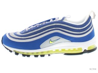 【US10.5】NIKE AIR MAX 97 921826-401 atlantic blue/voltage yellow