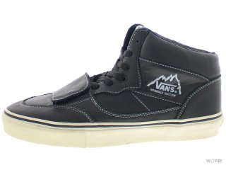【US11】VANS MT. EDTN HIGH LX vn-0xc52a3 (imperial)black/buff white