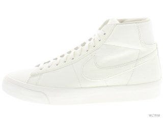 【US8.5】NIKELAB BLAZER STUDIO MID 904805-100 sail/sail-sail-gum light brown