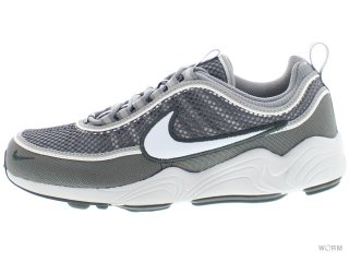 【US8】NIKE AIR ZOOM SPIRIDON '16 926955-002 dark grey/pure platinum