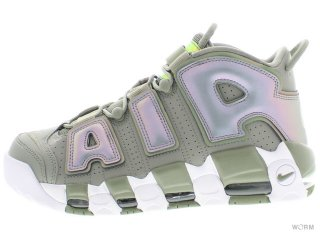【26cm】W NIKE AIR MORE UPTEMPO 917593-001 dark stucco/white-black