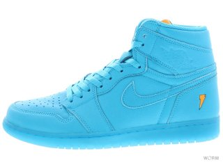【US11】AIR JORDAN 1 RETRO HI OG G8RD aj5997-455 blue lagoon/blue lagoon