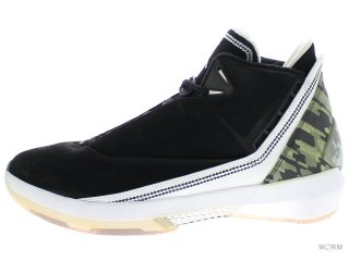 AIR JORDAN 22 RETRO CDP 332298-011 black/white