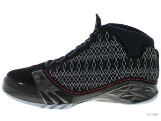 AIR JORDAN 23 318376-001 black/varsity red-stealth