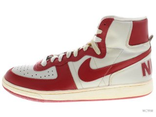 【US11.5】NIKE TERMINATOR HIGH (VNTG) 318677-061 light bone/brickhouse-sail