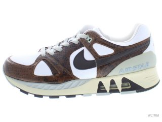 【US11】NIKE AIR STAB PREMIUM 313717-121 white/baroque brown-grante