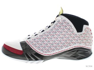 AIR JORDAN 23 318376-101 white/black-varsity red