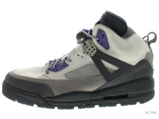 【US11】JORDAN WINTERIZED SPIZIKE 375356-002 granite/light charcoal-ink-blk