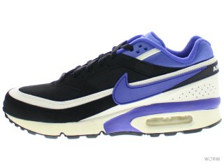 【US8.5】NIKE AIR CLASSIC BW OG 559605-051 black/persian violet-sail