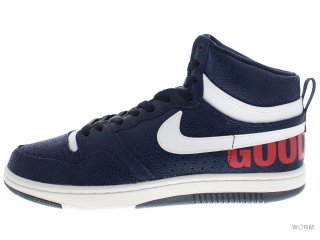 NIKE COURT FORCE SP / FRAGMENT 814913-414 obsidian/white-obsidian