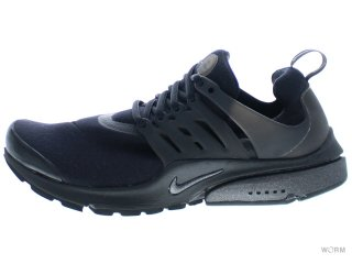 【S(size9-10)】NIKE AIR PRESTO TP QS 812307-001 black/anthracite-black