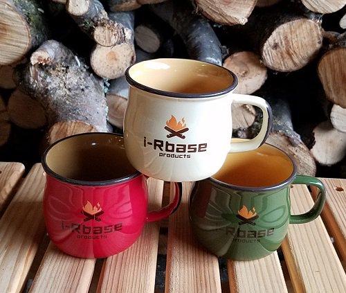 i-Rbase 琺瑯風マグカップ