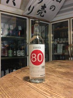 kakutama VODKA 80 720ml瓶 カクタマウオッカ80度