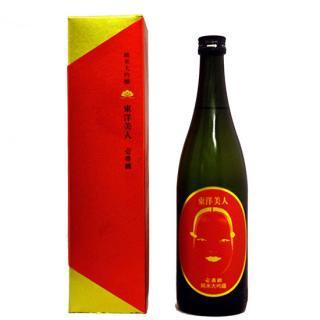 東洋美人 一番纏(まとい)純米大吟醸 720ml(専用箱入)