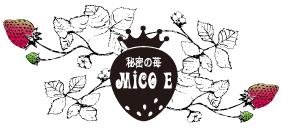 秘密の苺MICOE