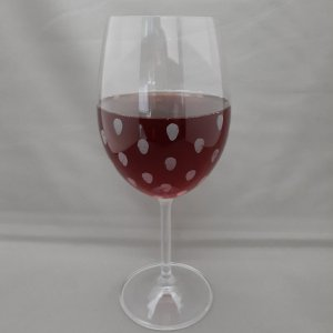 苺ワイングラス