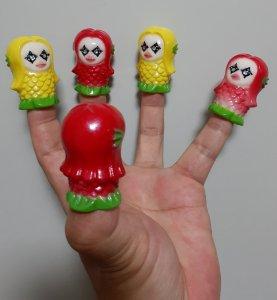 疫病退散!アマビエ指人形