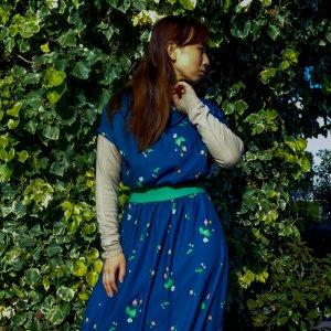 いちごワンピース Strawberry dress