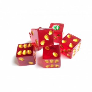 サイコロ苺 Strawberry dice