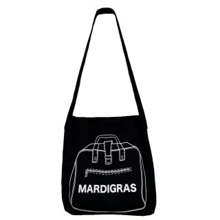 MARDIGRAS|2way shoulder bag<Black>