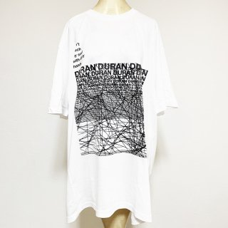 DURAN|don't touch Tee<white>