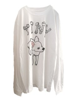 <img class='new_mark_img1' src='//img.shop-pro.jp/img/new/icons58.gif' style='border:none;display:inline;margin:0px;padding:0px;width:auto;' />MARDIGRAS|Long Sleeve Tee 「TINY C」