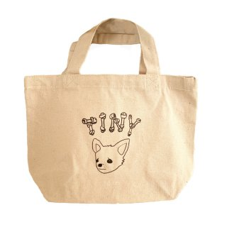 MARDIGRAS|Canvas Tote S 「TINY B」