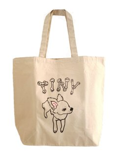 MARDIGRAS|Canvas Tote L 「TINY C」